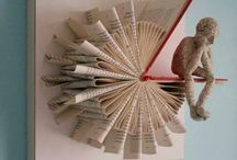 Paper art /bookfolding