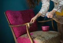 Möbel restaurieren - heimwerken
