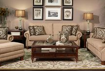 Living Room Ideas / by Meghan Wilson