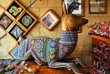 Huichol Art (Mexico) / Mexican Art