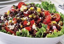 Recipes - Salads / by Tamye Machina
