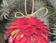 Praire Point Christmas Ornament