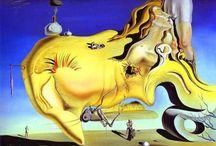Salvador Dali' / 11 maggio1904---23 gennaio 1989