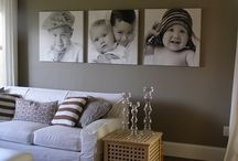 Bonus Room / Bonus rooms should be fun and a great place for family and kids to gather to have an awesome time. It should be warm and inviting without feeling cluttered.