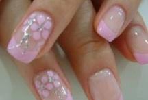 Nails, Nails, Nails / by Linda Graff