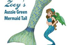 Mermaids / This board is about mermaid and fin fun because I love mermaids and swimming in the tails that they make. Follow me is u like fin fun tails.