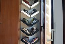 armoire sneakers