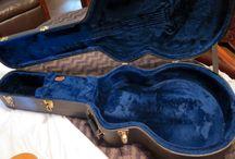Guitar left handed Rare J100 Gibson For Sale