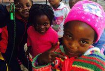 Mandela Day / Each Doppio Zero participated in Mandela Day in its own way.