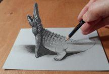 Drawing, painting - Rajzolás, festés