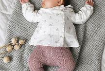 Barn bukser og strømpebukser