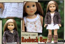 Outback Libby: Roebuck Bay