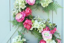 Floral Foam Displays