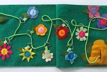 Baby - Quiet books / by Cheryl Jansen