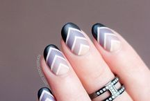 nails / nail art and tips for healthier nails