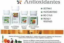 Para Antioxidantes(nutrilite)