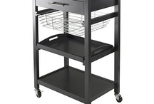 kitchen carts / by Kirst
