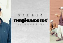The Hundreds Fall'15 Collection from Recreo / #thehundreds Fall'15 continues with the Californian workwear aesthetic through core fabrications like canvas, twill, flannel & selvedge denim. As they celebrate the brand's 12 years, they magnify the focus on upgraded materials & quality craftsmanship. This is their finest presentation to date, by virtue of custom-made fabrics, tailored silhouettes & innovative textiles. Available to Shop at Recreo #hundreds #hundredsishuge