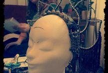 headpiece tribal