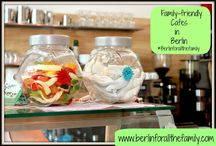 Family-Friendly Cafes Berlin / The best places to eat out in Berlin, Germany with kids