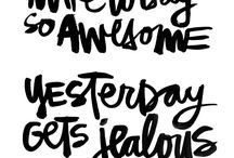 Awesomeness quotes