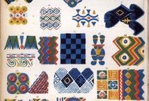 misir etnik desenleri