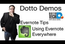 Technology Tips from Steve Dotto / Collection of the best tips and advice from Steve Dotto of Dotto Tech for using technology, digital strategies, apps, email, evernote, google apps, productivity for web 2.0