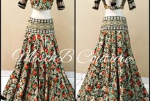 Indian dresses / Gala day special