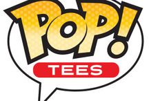 Funko POP! Tees / Funko POP! Tees - premium t-shirts featuring characters from pop culture, film and television.