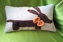 dekorotif yastiklar hand made pillow! / el yapimi