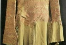 Extant medieval clothing