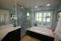 Bathroom - Master / Master bathroom ideas / by Raw Banana