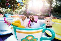 Disneyland Senior Shoot...Someday