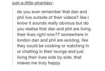 Dan and Phil / Don't mix this up with my phan board this one is about them as friends not a ship.
