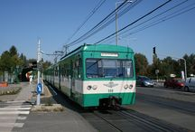 Suburban railways