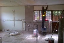 MARCH PROJECTS / Office and house remodeling processes