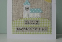 Baptism cards ideas