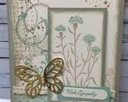 Timeless Textures - Stampin'Up 2017 / card ideas