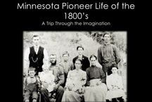 Pioneer Unit Study / Ideas for teaching a unit study on pioneers