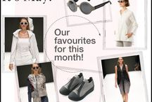 Our favourites of the month! / Our best pieces of the month #nobananas #fashion nobananas.de