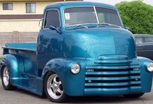 Vintage trucks / Classic Pick-up trucks
