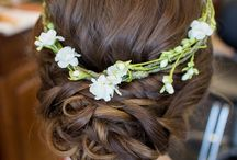 Bridesmaid hair / by The Red Fantastic
