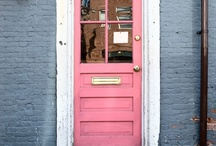 Doorways / by Sherri Thorson