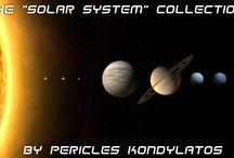 """The """"Solar System"""" collection / The """"Solar System"""" collection by Pericles Kondylatos"""