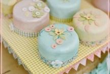 Cupcakes e bolinhos