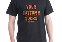 Halloween Designs / Special Halloween t-shirts and gift designs for those the celebrate the holiday or celebrate all year round.