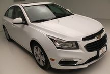 Chevrolet Cruze / Take a virtual walk through our Cruze inventory from the most innovative dealership in the nation, Vernon Auto Group.