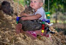 Dzieciaki i zwierzaki / Kids & animals