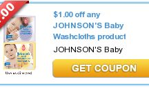 Coupons for Baby Products!