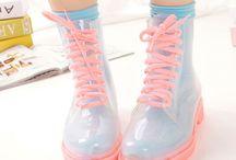 Sapatos maravilhosos